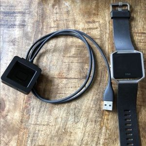 Fitbit Blaze with Charger